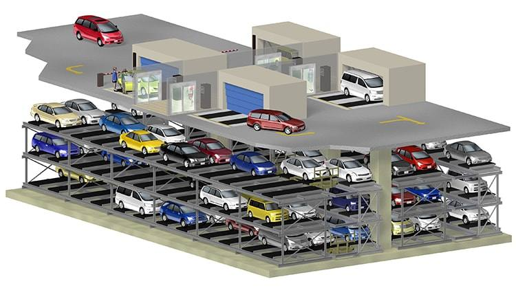 Multilevel parking facility to be developed at Patna Railway Station