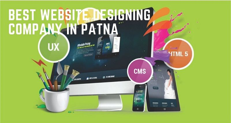 Best Website Designing Company in Patna Candent SEO