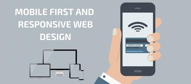 Mobile-first Website Designing Development Company in Patna