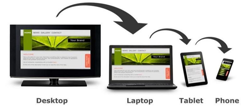 Mobile Responsive Website Designing & Development Company in Patna